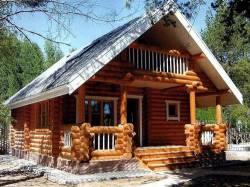 Деревянный дом – жизнь в тепле и уюте