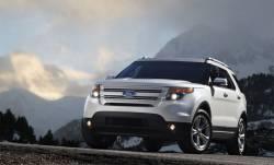 Новый Ford Explorer V