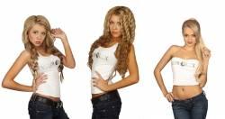 Капсульное наращивание волос или микронаращивание