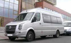 Автомобильные перевозки пассажиров