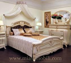 Классическая итальянская мебель для спальни
