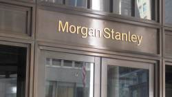 �� Morgan Stanley ��������� ��������������� � ������� �������������� ��� �����