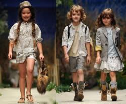 Модные предпочтения наших детей