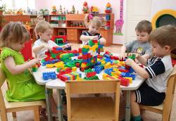 В «новой Москве» не хватает почти 2000 мест в детских садах