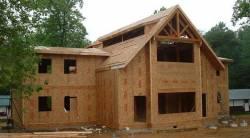 Строительство домов из сэндвич-панелей