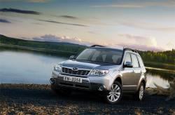 Американский институт безопасности дорожного движения отметил наградой компанию Subaru