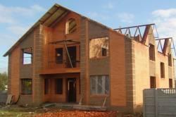 Этапы строительства кирпичного дома