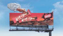 Реклама на билборде: включаем креатив