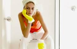 Весенняя уборка: ванная