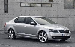 Популярные в России модели автоконцерна «Skoda»