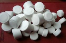 Соль – лучшее средство для чистки фильтров