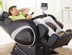 Где лучше установить массажное кресло