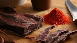 Вяленое мясо на каждую кухню