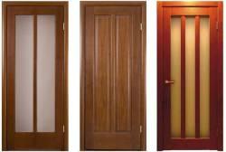 Как правильно выбрать межкомнатную деревянную дверь