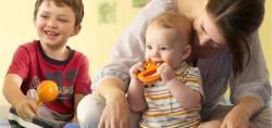 Развитие физических и интеллектуальных способностей детей с первых дней жизни