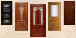 Межкомнатные двери: виды и особенности