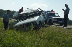 ДТП со смертельным исходом в Клинцовском районе