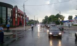 Наезд на пешехода в Клинцах