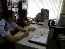 Начальник 4 отд. МРЭО ГИБДД (дислокация г. Клинцы)  Д.В. Новиков 30 июля дал журналистам интервью.