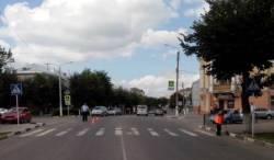 Авария на Проспекте Ленина