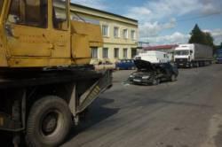 По вине бесправного несовершеннолетнего водителя произошло ДТП.