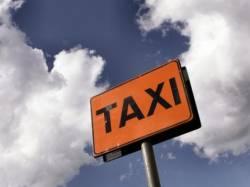 На территории Брянской области, осложнилась обстановка, связанная с аварийностью с участием и по вине водителей легковых такси.