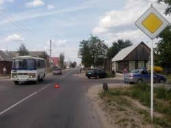 ДТП 19 августа в Клинцах