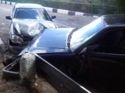 Виновный в ДТП водитель в ходе розыскных мероприятий установлен сотрудниками Клинцовского ОГИБДД.