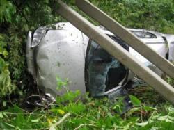 15 сентября водитель автомобиля ФИАТ в результате ДТП погиб на месте.