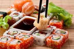 Заказ японской кухни на дом