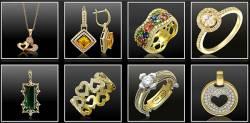 Как менялись золотые украшения со временем?