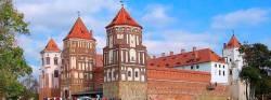 За право изображения Несвижского замка в Белоруссии произошел настоящий скандал