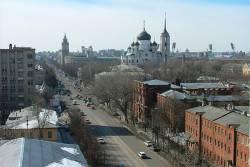 Путешествие в Воронеж