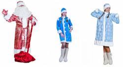 Новогодние костюмы и аксессуары