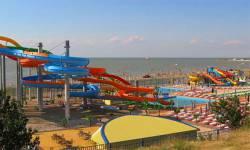 Отдых на берегу Азовского моря в городе Ейске