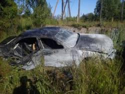 24.06.2014 года в 05 ч 30 минут произошло ДТП, водитель погиб на месте.