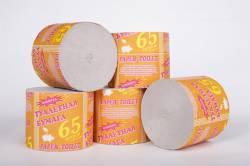 Макулатурная туалетная бумага: особенности, отличия от целлюлозной бумаги