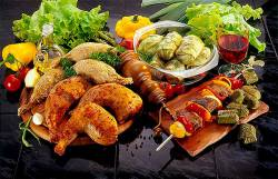 Что бы такого съесть, чтобы похудеть? Или как правильно питаться в кафе и ресторанах