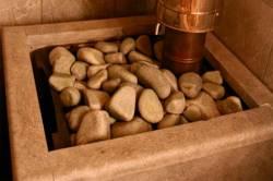 Камни для бани – делаем правильный выбор