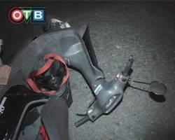 Водитель мопеда погиб на месте происшествия.
