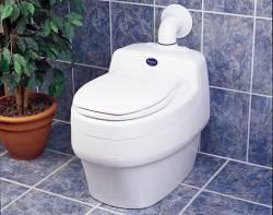 Автономный вариант канализационной системы на даче – биотуалет