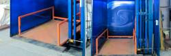 Цепной грузовой подъемник - отличное применение для бизнеса