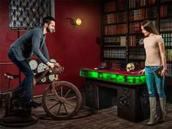 Квест-рум - интеллектуальный аттракцион нового поколения