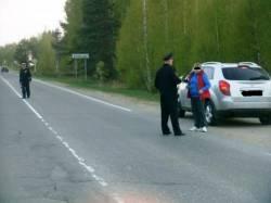 22.05.2015 года с 17 часов до 20 на территории г.Клинцы будут проводится сплошные проверки водителей.