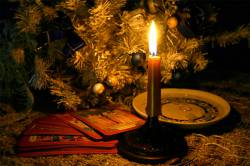 Новогодние ритуалы и обряды