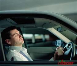 Сон за рулем!