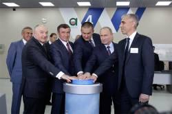 Владимир Путин отметил вклад предприятий Вячеслава Моше Кантора в развитие регионов РФ
