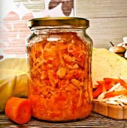 Заготовки из капусты на зиму. Вкусные рецепты