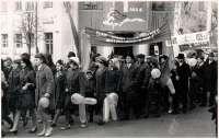 Последние 70 лет в Клинцах
