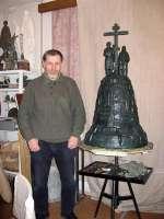 Приёмка модели Памятника 300-летия Клинцов